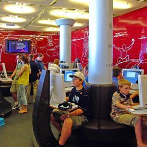 Интернет-кафе Адамовки