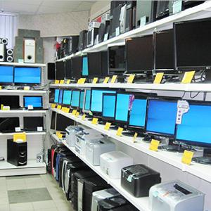 Компьютерные магазины Адамовки