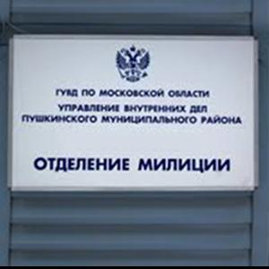 Отделения полиции Адамовки