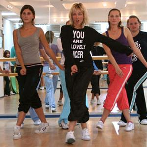 Школы танцев Адамовки