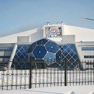 Спортивные комплексы Адамовки