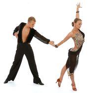 Школа социальных танцев Alfa Dance - иконка «танцы» в Адамовке
